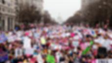 Women's March on Washington Jan 2017