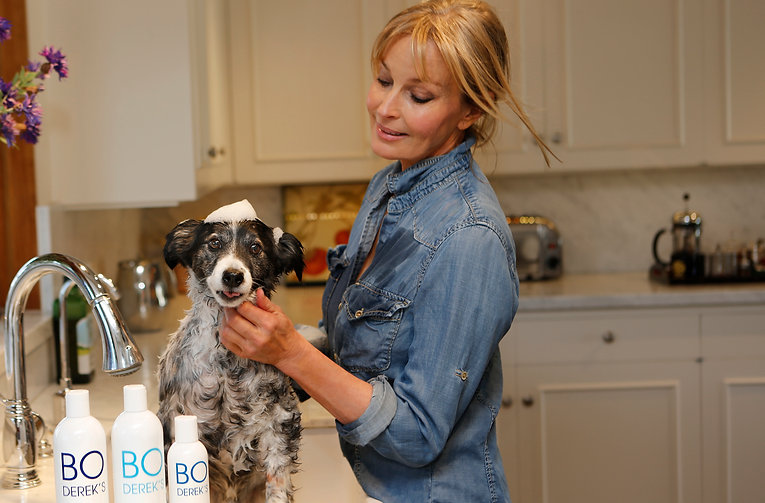 Bo Derek Pet Care Bath Sink