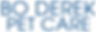 Bo Derek Pet Care Logo