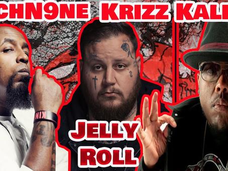 Jellyroll Ft. Tech N9ne & Krizz Kaliko - Creature (Single Review)
