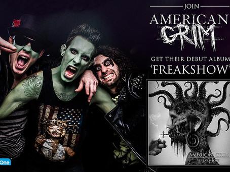 American Grim - Freakshow (Single Review)