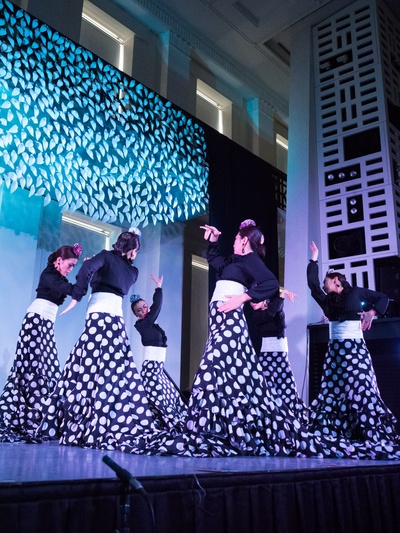 ルネス・ワールド・ダンス・フェス(フラメンコスタジオ アル・アイレ)