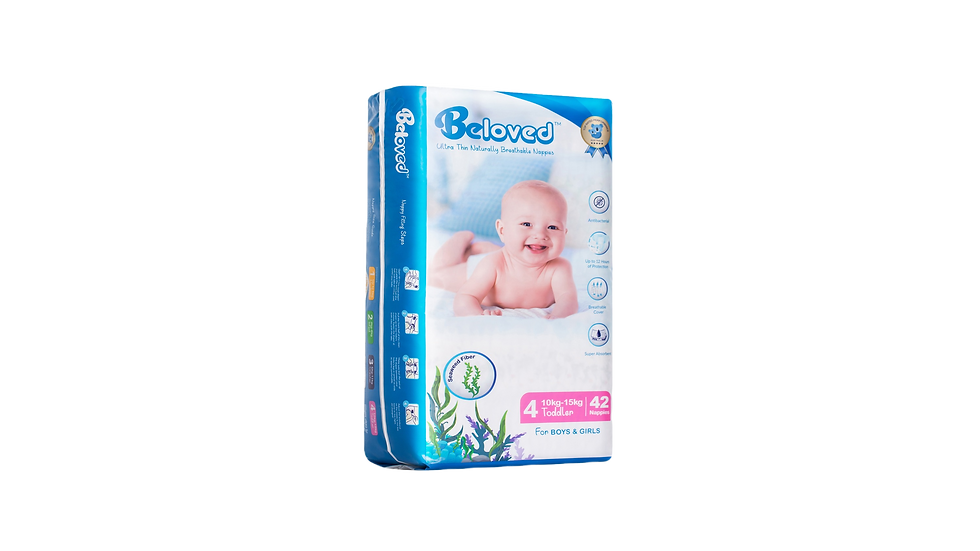 Beloved - Seaweed - Toddler