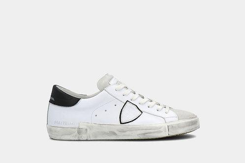 Biało-czarne sneakersy PRSX Philippe Model
