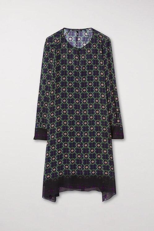Luźna sukienka z halką Luisa Cerano