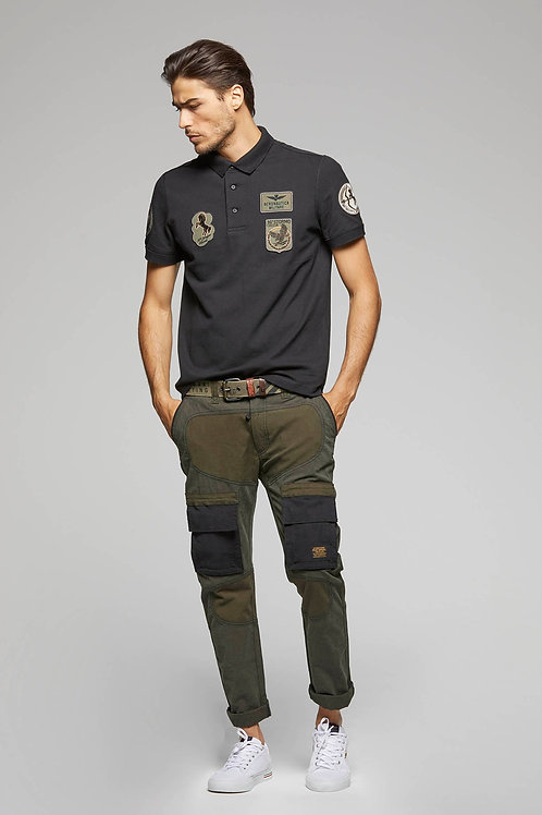 Koszulka polo PO1538 Aeronautica Militare