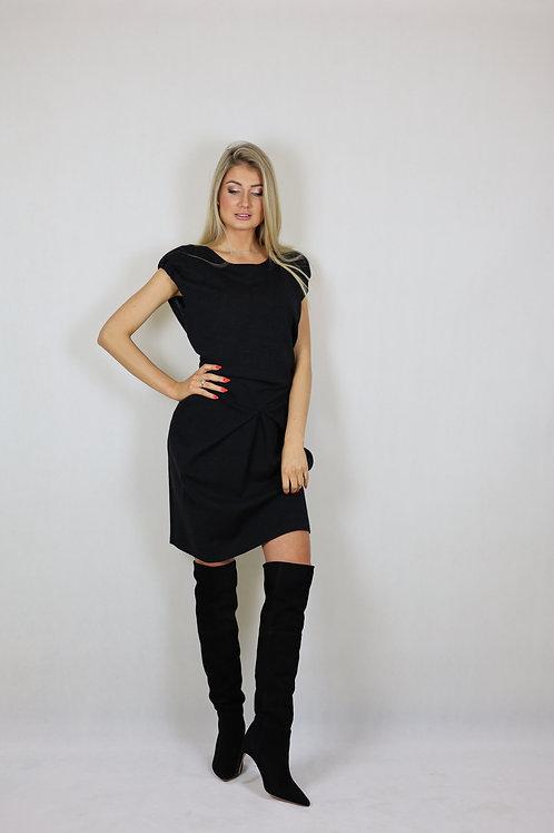 Wełniana sukienka D.EXTERIOR
