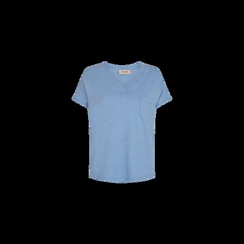 "T-shirt ""Maya"" w serek MOS MOSH"