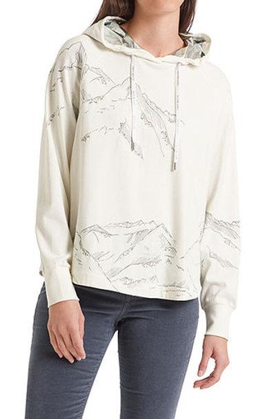 Bluza z motywem gór Marc Cain