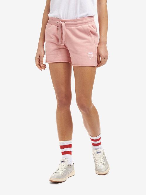 Różowe szorty dresowe Blauer.