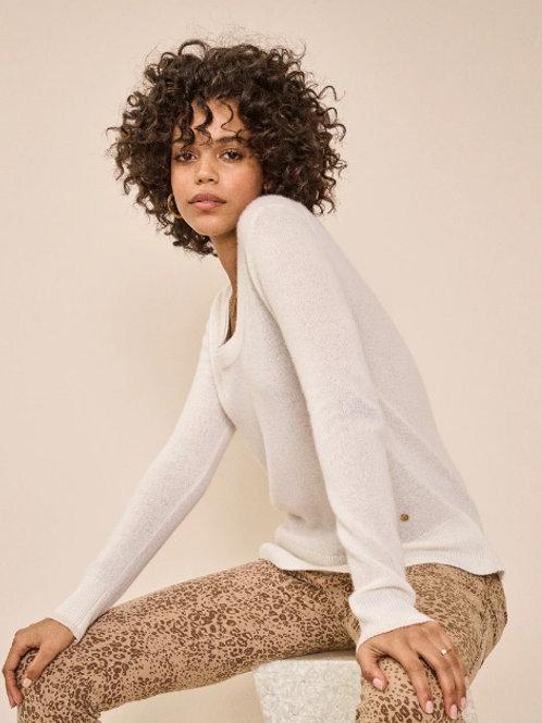 "Kaszmirowy sweter ""Sera"" MOS MOSH"
