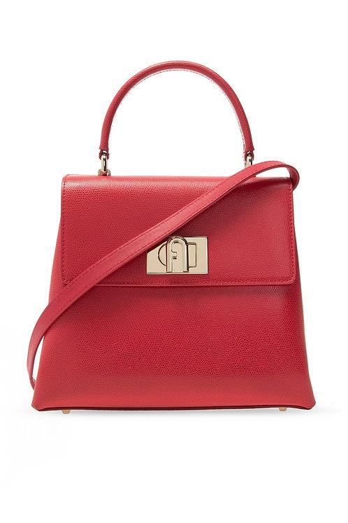 Czerwona torebka na ramię 1927 FURLA