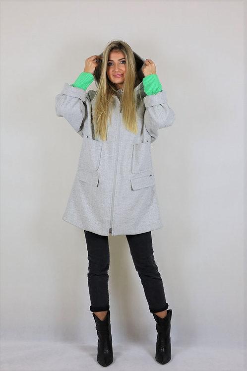 Płaszcz damski z kamizelką AIRFIELD