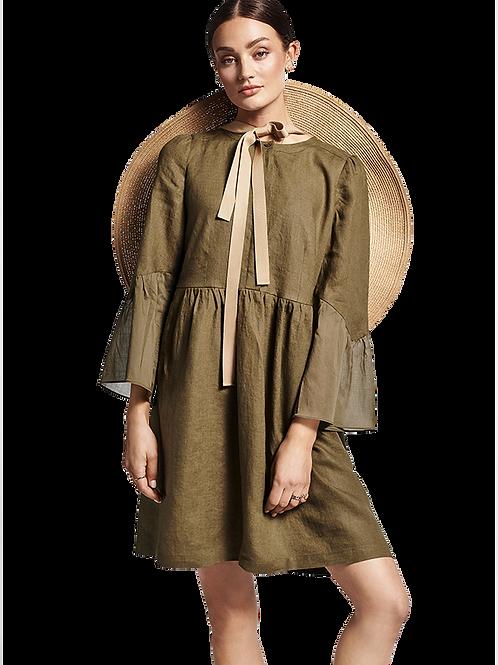 Militarna sukienka RIANI