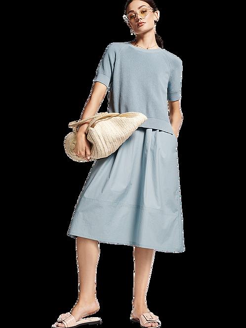 Dwuczęściowa sukienka ze zdejmowanym topem RIANI