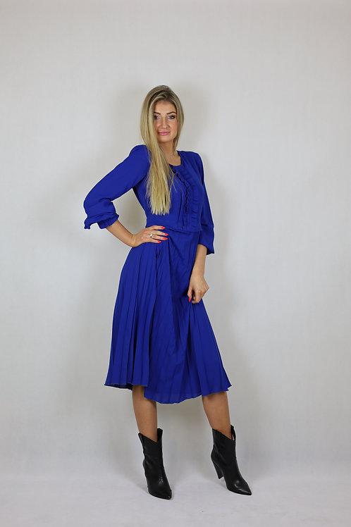 Sukienka z plisowaną spódnicą RIANI