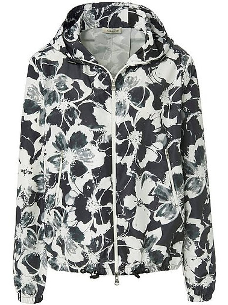 Oversizowa kurtka w kwiaty MARGITTES