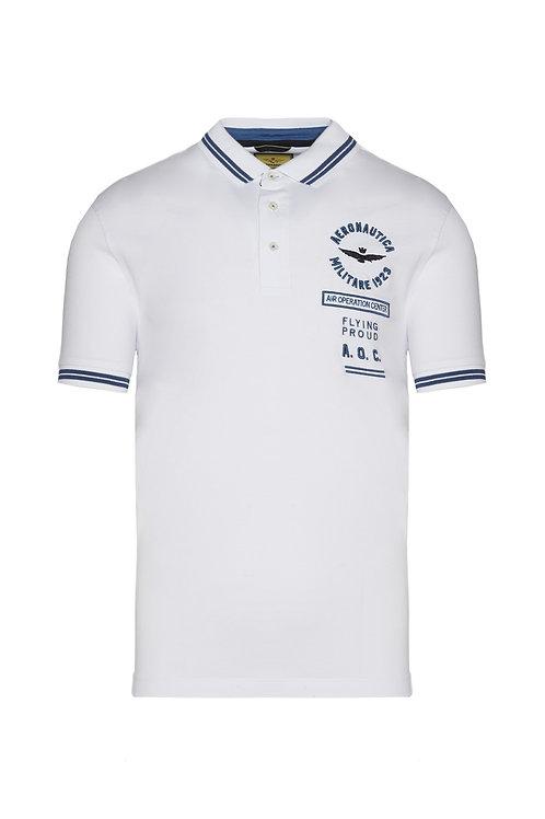 Koszulka polo PO1519 Aeronautica Militare