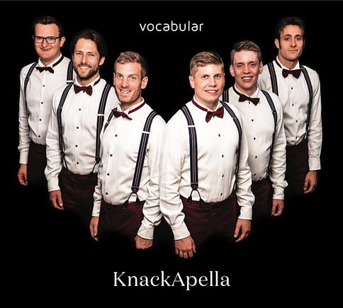 Albumcover KnackAppella