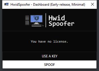 hardware id spoofer