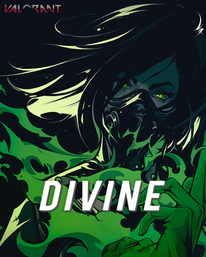 Valorant Divine