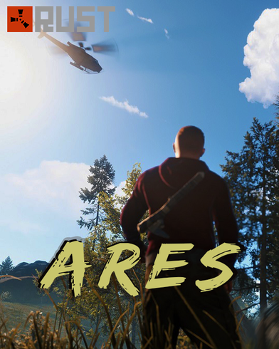 Rust Ares 1 Day Access