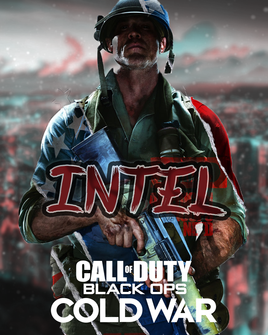 Call Of Duty Cold War Intel