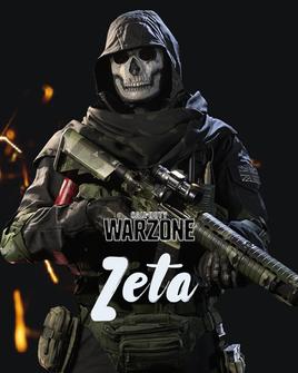 Call Of Duty Warzone Zeta