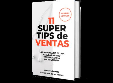 11 SUPER TIPS DE VENTAS