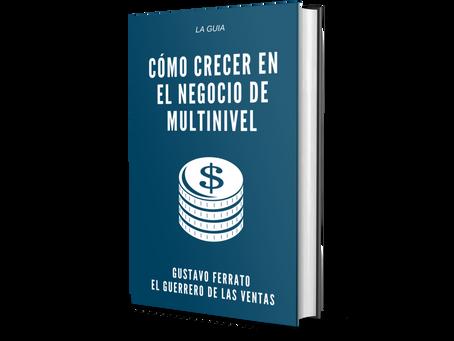 ¿Cómo crear un negocio EXITOSO en el multinivel?.