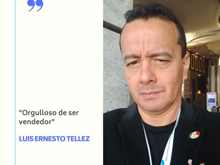Orgulloso de ser vendedor (by Luis Ernesto Téllez)