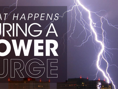 What are electrical surges and how to protect against them