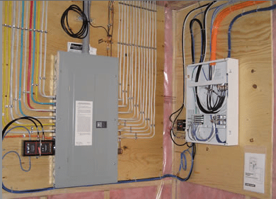 Why is a electrical panel upgrade important?