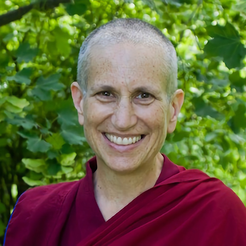 Youth Dialogue with Venerable Chodron - Building Your Inner Confidence