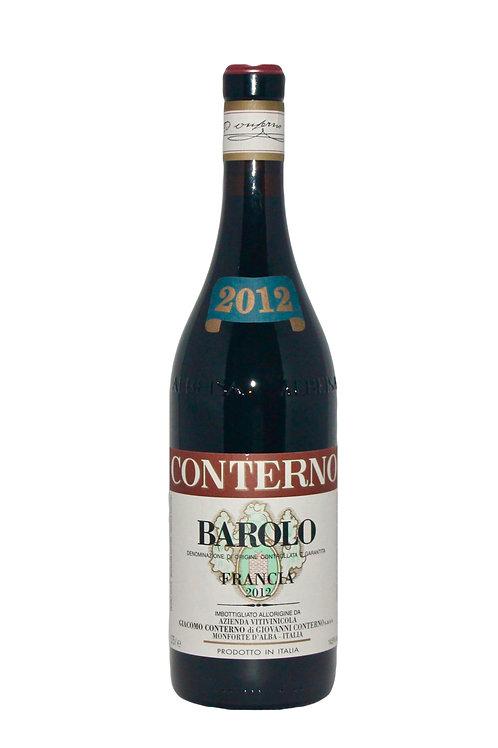 """Barolo """"Francia"""" 2012 DOCG , Giacomo Conterno"""