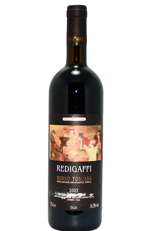 Redigaffi 2003, Tua Rita