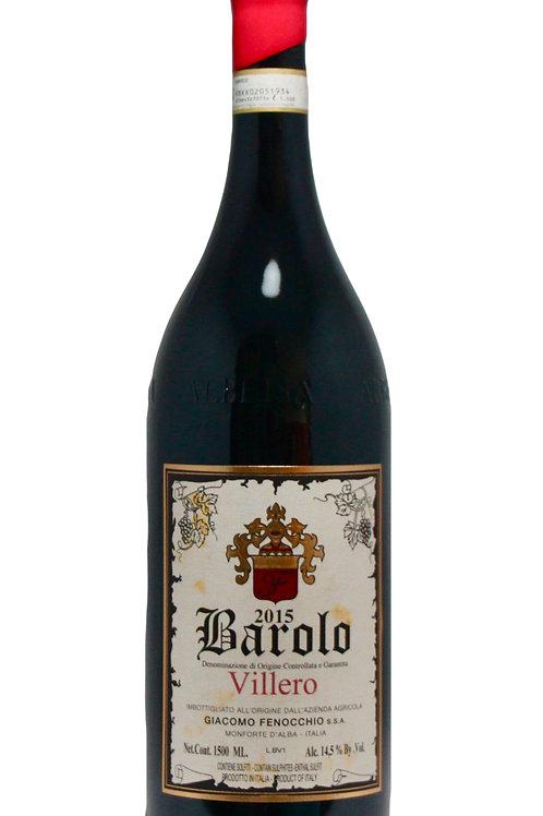 "Barolo ""Villero"" DOCG 2015, Giacomo Fenocchio (1,5L)"