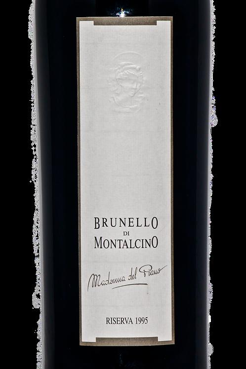 """Brunello di Montalcino """"Madonna del Piano"""" Riserva 1995, Valdicava (1,5L)"""