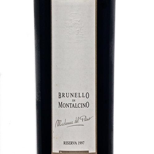 """Brunello di Montalcino """"Madonna del Piano"""" Riserva 1997, Valdicava (1,5L)"""