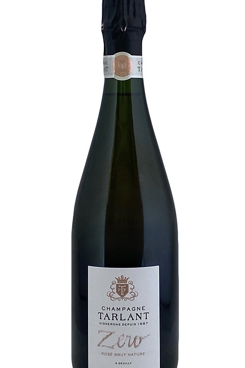 Champagne Zero Rosé, Tarlant