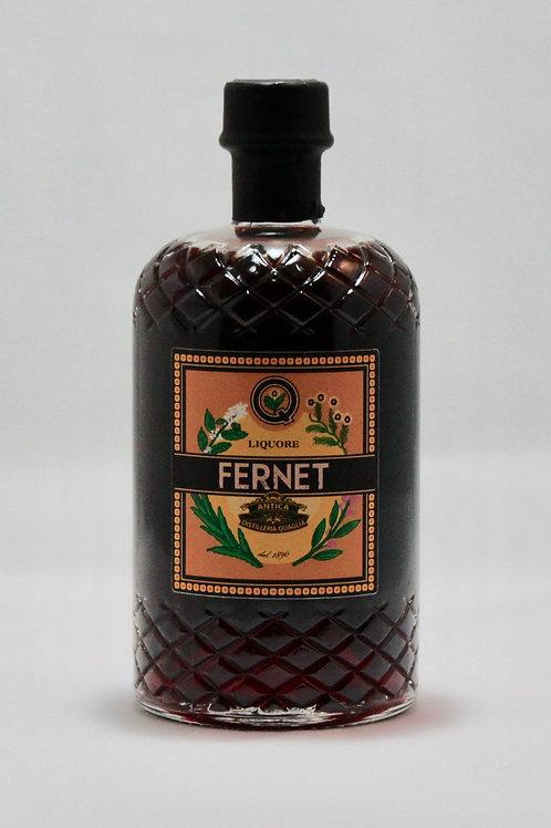 Liquore Fernet, Antica  Distilleria Quaglia