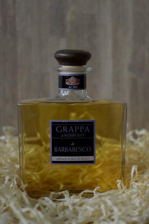 Grappa di Barbaresco Affinata, Antica Distilleria Quaglia