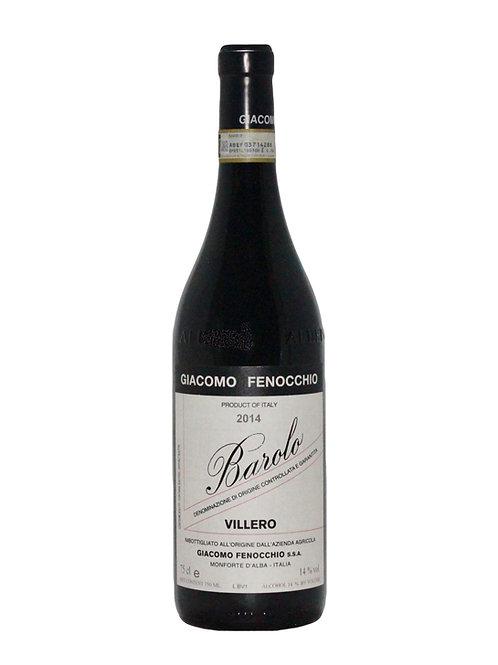 """Barolo """"Villero"""" 2014 DOCG, Giacomo Fenocchio"""