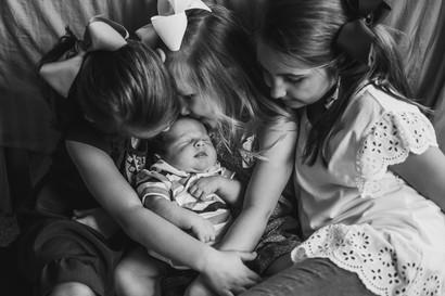 Buffalo Newborn Photographer