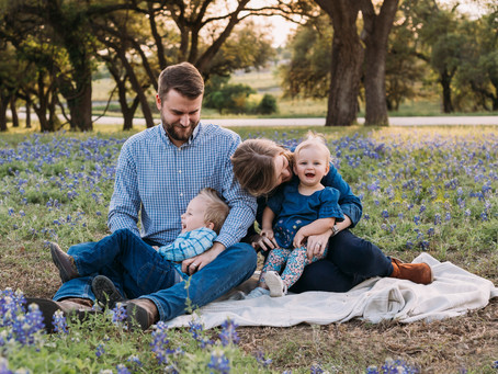 Bluebonnets and Beauties