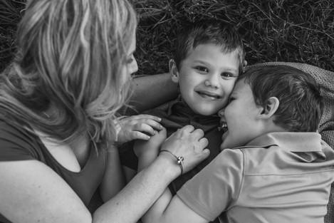 Sunset Family Photos | Buffalo, NY