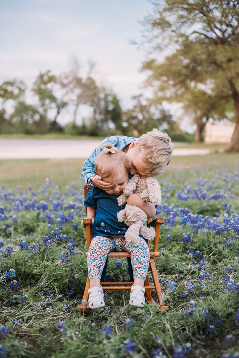 Wildflower Session | Buffalo Family Photography