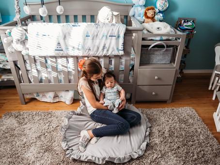 Meet Cameron | Buffalo Newborn Photographer | Mary Ann Cozza Photography