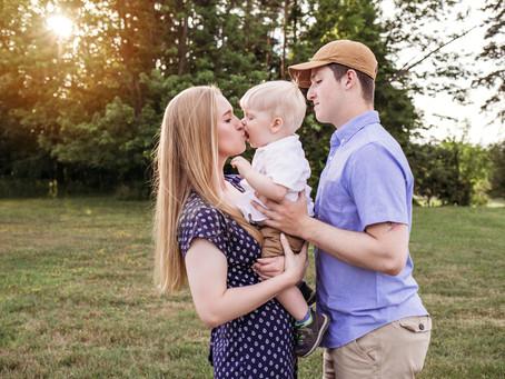 Buffalo Photographer | Extended Family Session Chestnut Ridge