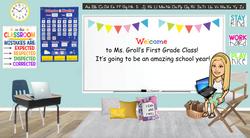 Ms. Groll's classroom
